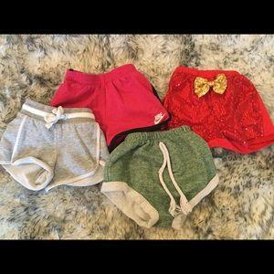 Shorts pack